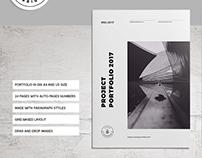 Minimal Studio Portfolio
