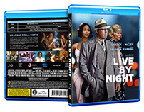 Live by Night Bluray