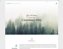 Ajans Stil Web Interface Design