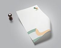 ابناء الشعلان :: logo + mockup