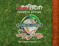 Coors Light Cup Design | Serie del Caribe 2015