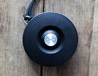 BAT | Bluetooth speaker + one knob control