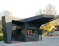Madrid University Pavilion. 2010
