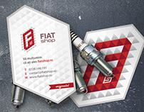 FiatShop Visual Identity