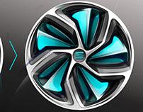 SEAT aero-Wheel concept