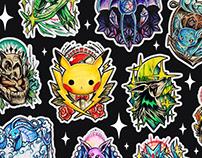 Pokemon Tattoo Designs
