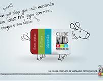 Campanha Clube ND