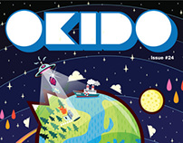 OKIDO Magazine | Issue #24 Universe & Outer Space