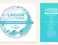 Lagoa comVida #WorldCleanUpDay