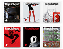 Republique Branding