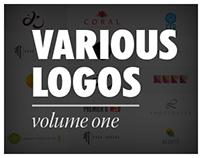 Various Logos - volume one