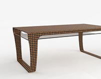 CCF Table : Cork + Carbon Fiber