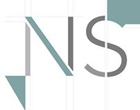 Ajdin Nezic Studios Logo Design