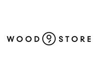 Wood nine store