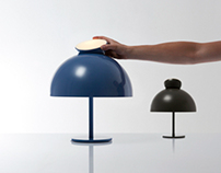 Parasite lamp, table lamp
