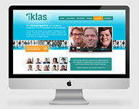 Eerst de Klas (webdesign)