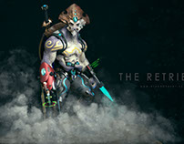 Retriever - 3D concept Art