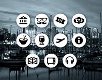 Icons UrbanTravel