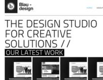 Blaudesign Redesign