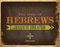Christ Church Brenham / Hebrews Series