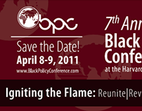 2011 Black Policy Conference for Harvard Kennedy School