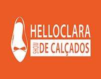 Projeto Helloclara Show de Calçados - Vídeo