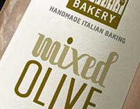 Exeter Street Bakery Packaging