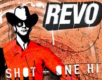 REVO energy drink / 2006