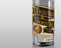 Rótulo Tiquira Timbotiba