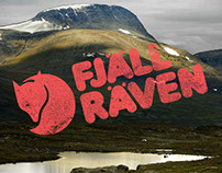 Fjällräven - Ecommerce Website Design