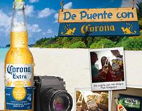 De Puente con Corona