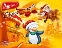 Yellow Xmas - Bauducco