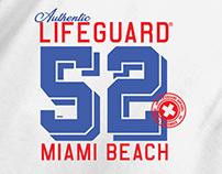 Lifeguard Apparel Graphics