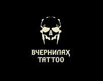 Tattoo studio logotype