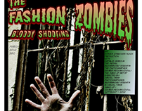 The Fashion Zombies - a graphic novel