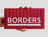 BORDERS - More Than Books