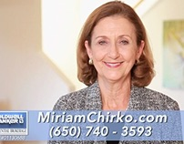 Real Estate Agent Commercial - Miriam Chirko