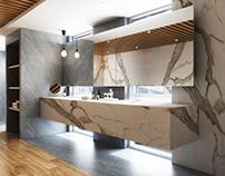 calacatta borghini marble
