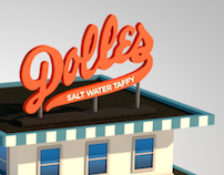 Dolles Salt Water Taffy