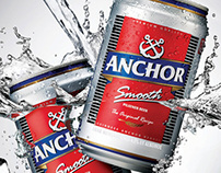 Anchor Beer - Ingredients/Process