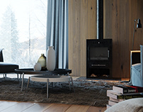 WINTER IS COMING...Modern Chalet
