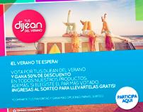 Tus Dijean del Verano Facebook App
