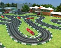 Granprix de Kart - projeto de merchandising