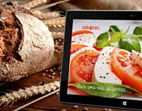 SAPO Sabores - Windows 8 app