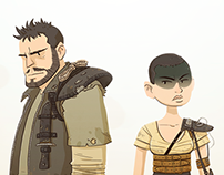 Mad Max: Fury Road Fan Art