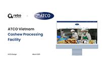 ATCO VIETNAM | CASHEW PROCESSING FACILITY
