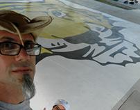 Norwood Elementary School Murals 2013