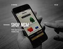 ShopMCM UX/UI Proposal