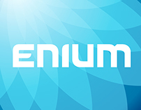 Enium - Identity for a renewable energy company