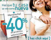 March Campaign - 2013 - Recubre México
